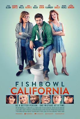 鱼缸加州/鱼缸男孩海报