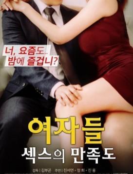 女性:性爱满意度 电影海报