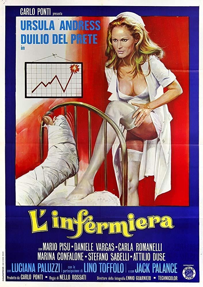 诱人女护士海报