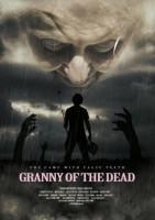奶奶是僵尸海报