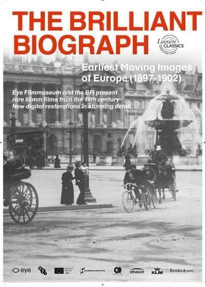 奇妙的比沃格拉夫电影公司:欧洲最早的活动影像海报