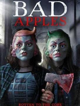 坏苹果/杀戮女孩海报