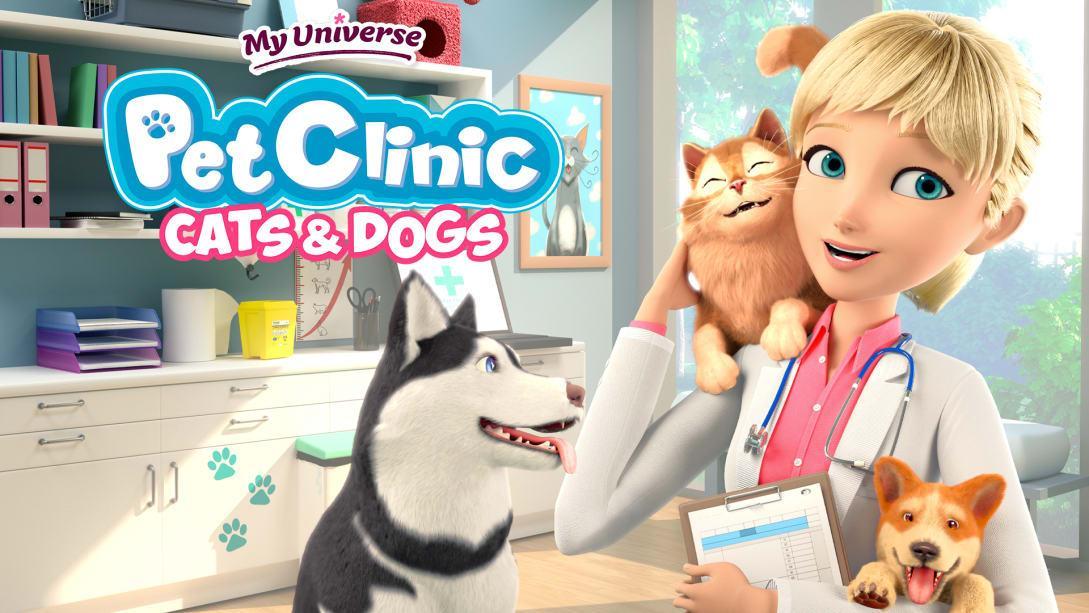 我的领域:宠物诊所-猫和狗(My Universe – Pet Clinic Cats & Dogs)插图5