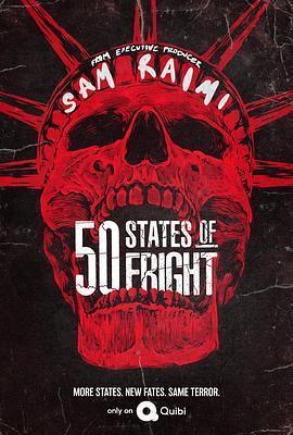 惊悚50州 第二季海报