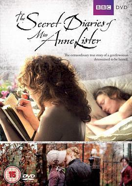 安妮·李斯特的秘密日记 电影海报
