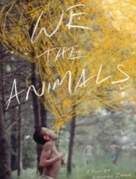 我们,动物海报