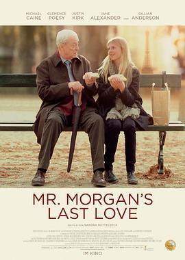 摩根先生的第二春海报剧照