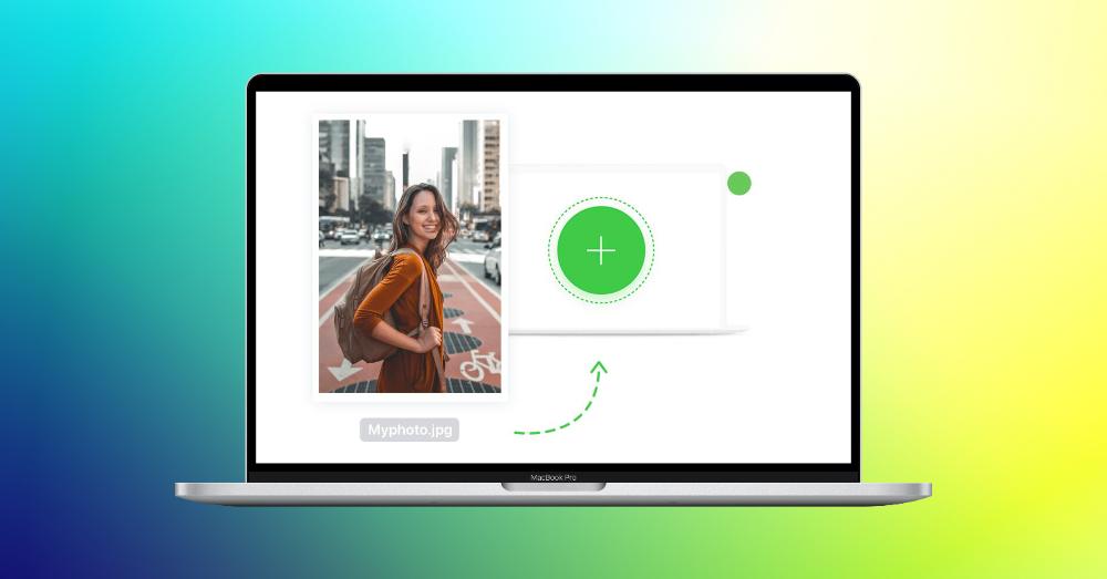 Profile Pic Maker - 免费的头像在线工具,自动去背景并加上超过 50 种背景