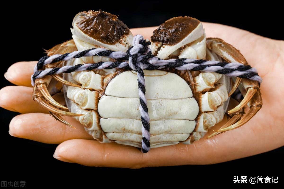 怎样保存螃蟹?大厨:直接放冰箱是大错,教你1招,放7天照样新鲜