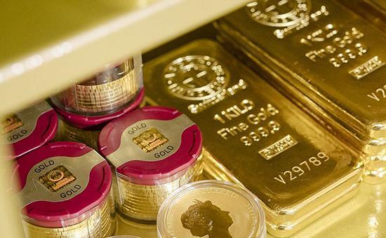 经合组织成员国8月CPI创下13年来最大涨幅,现货黄金徘徊在1760点。