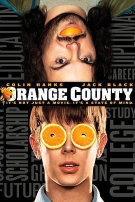 橘郡男孩海报