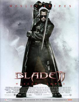刀锋战士2/幽灵刺客2变种复活 电影海报