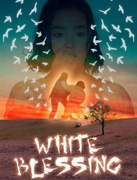 白色祝福/这是我的生存之道海报
