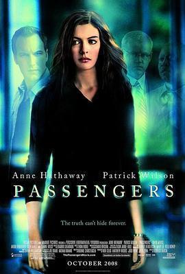 乘客 电影海报