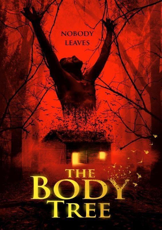 身体树海报