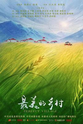 最美的乡村海报