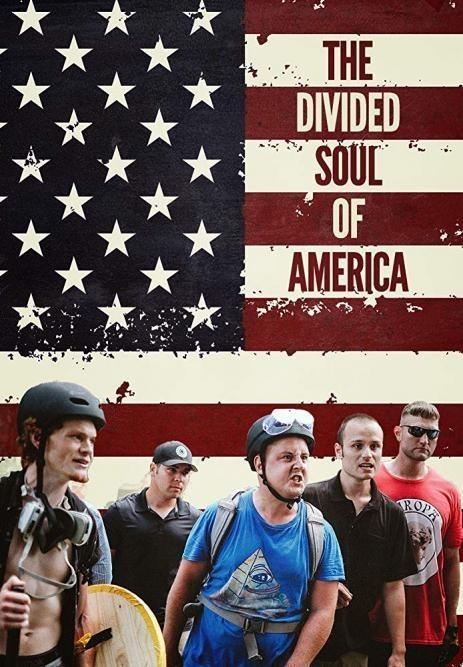 分裂的美国海报