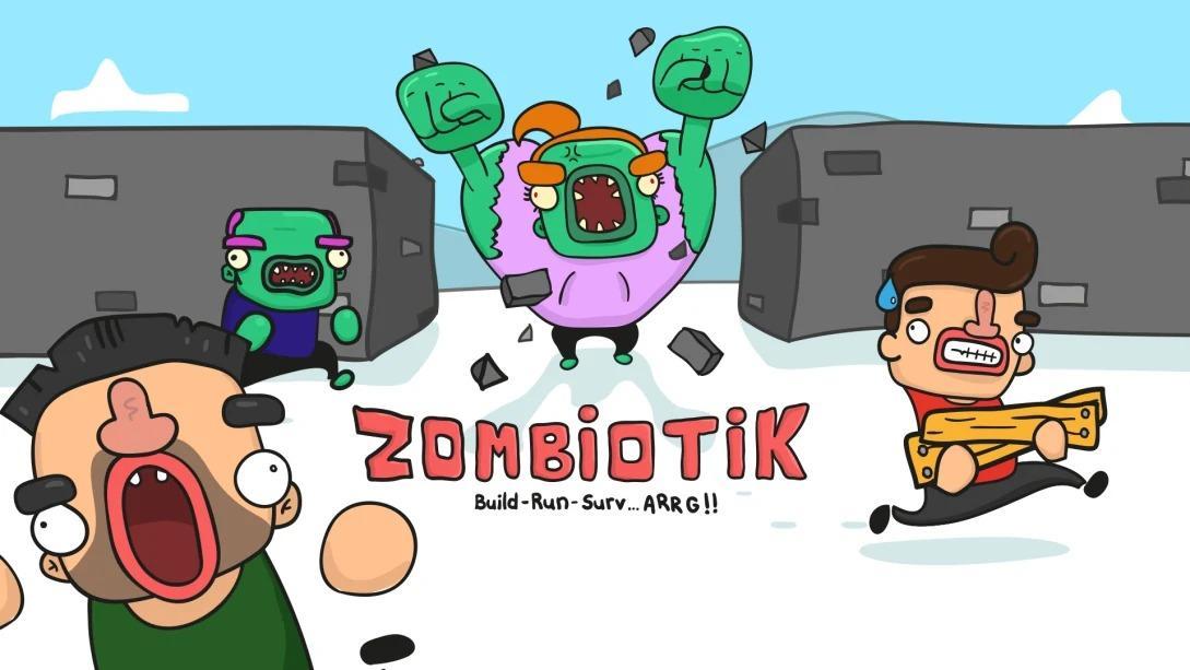 活尸之地(Zombiotik)插图5