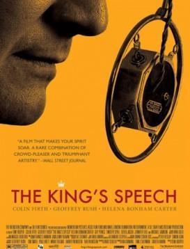 国王的演讲 The King's Speech 电影海报