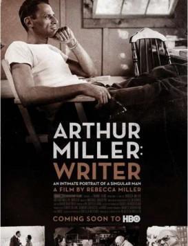 阿瑟·米勒:作家海报