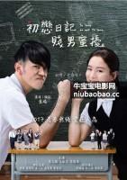 初恋日记海报
