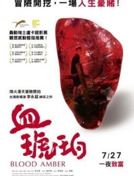 血琥珀海报