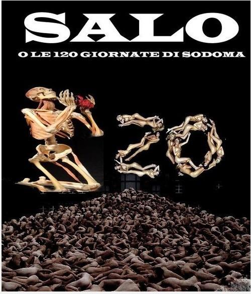 索多玛120天海报