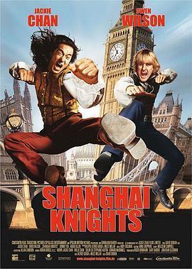 上海正午2:上海骑士 电影海报