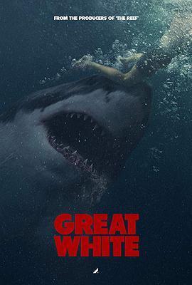大浪白鲨海报