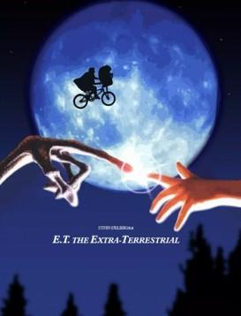 E.T. 外星人 E.T.: The Extra-Terrestrial海报
