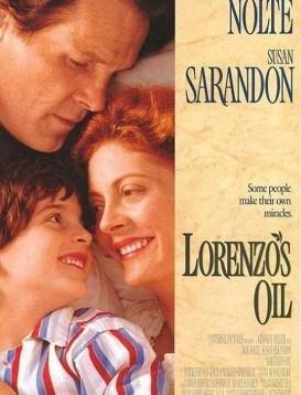 罗伦佐的油海报