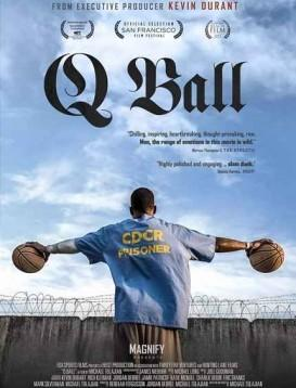 圣昆廷监狱篮球队海报