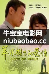 苹果树下的爱情 电影海报