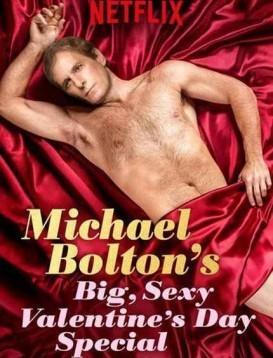 迈克尔·波顿:超级性感情人节特辑海报