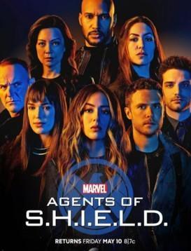 神盾局特工 第六季 Agents of S.H.I.E.L.D. Season 6海报