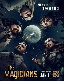 魔法师 第五季海报