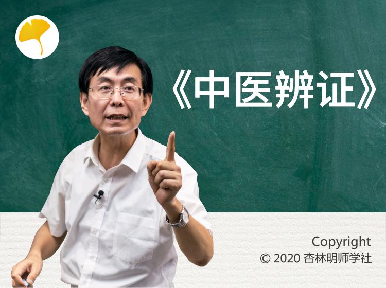 张景明《中医辩证》120讲百度网盘