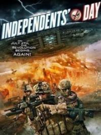 独立之日 电影海报