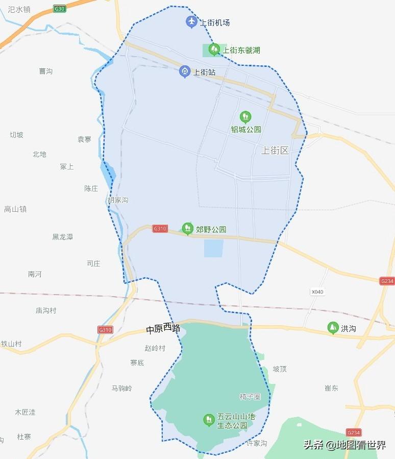 郑州有哪些好玩的地方旅游景点(郑州有哪些区)插图23