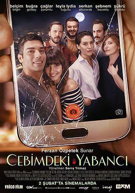 完美陌生人土耳其版海报