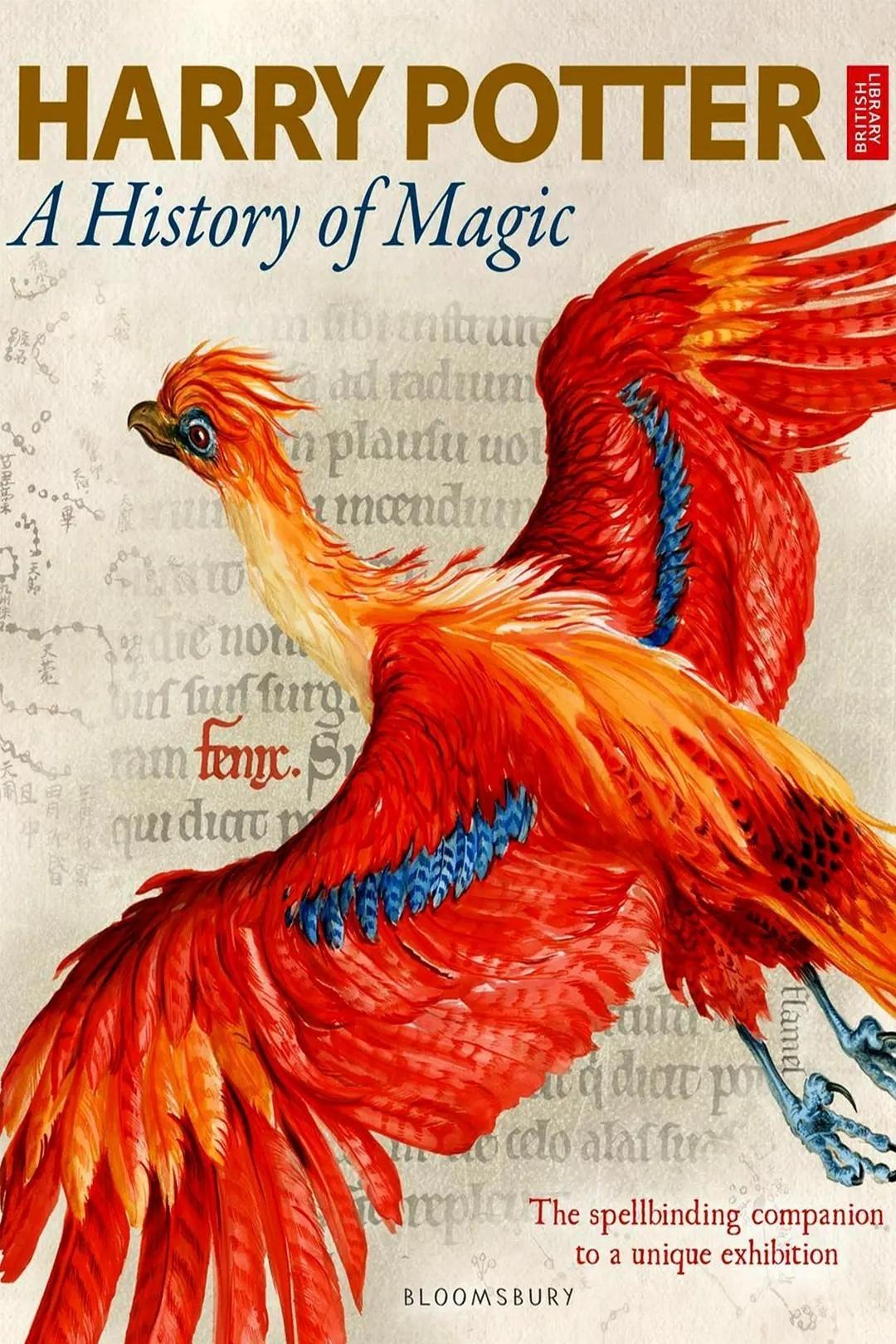 哈利·波特:一段魔法史 电影海报