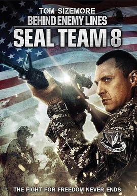 第八海豹突击队:深入敌后海报