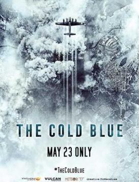 极寒之蓝海报