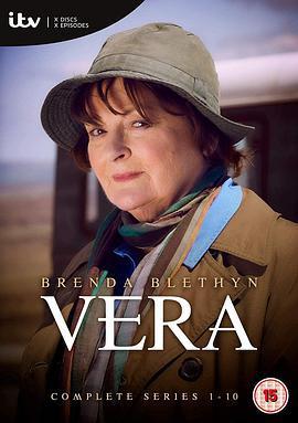 探长薇拉 第十一季海报