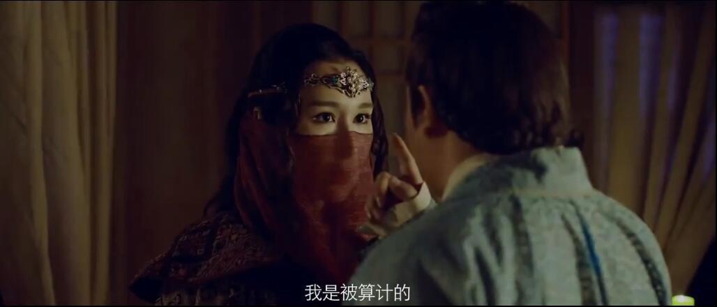 狄仁杰之西域妖姬影片剧照5