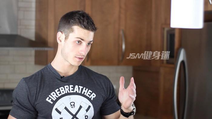 加拿大健身模特 肌肉男模Julien Haroun帅照