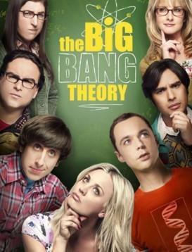 生活大爆炸 第十二季 The Big Bang Theory Season 12海报