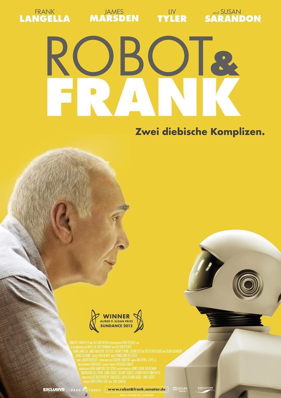 机器人与弗兰克 电影海报
