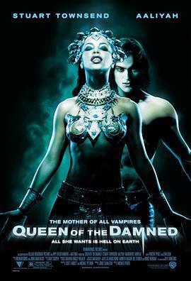 吸血鬼女王 电影海报