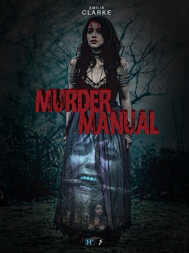 谋杀手册海报